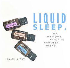 From @an.oil.a.day on Instagram:  Ready for an amazing night of SLEEP?!    In a diffuser, combine   4 drops Lavender 2 drops Cedarwood 2-3 drops Breathe  This combo of oils will not only help you relax & feel calm, it will also help with clear, easy breathing. All night long. Aw yeah.  The AromaLite diffuser runs for 8 hours, so it's perfect for sleeping. And this blend is perfect for babies too! Ready to try these amazing dōTERRA oils? Message me! 801-588-9848 cleggfam@hotmail.com ❤️Cortney