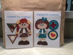 #brownie and #girlscout  Just got these in this week! Let us know if you would like one! #FourSeasonsScrapInn