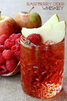 Raspberry Cider Whiskey - Crown Royal Apple, Hard Cider, Raspberry Dekuyper