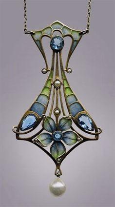 Dating antika smycken lås
