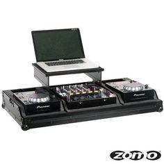 Zomo Flightcase for Pioneer DJ Gear. All Zomo Flightcases available on Recordcase.de: http://www.recordcase.de/cgi-bin/shop/lshop.cgi?pid=Google-Ehlen=suche=zomo+flightcase=en