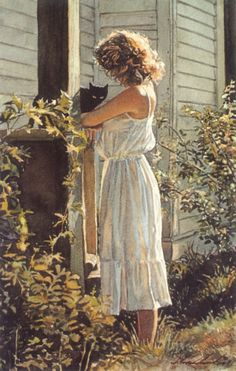 """Making Friends"" by Steve Hanks"