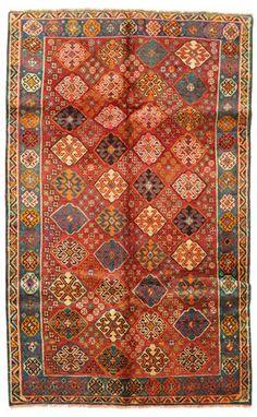Ghashghai-matto 156x253