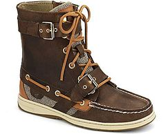 LOVE these cool Sperry boots! It is going to happen =)