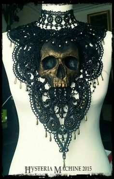 Exhilarating Jewelry And The Darkside Fashionable Gothic Jewelry Ideas. Astonishing Jewelry And The Darkside Fashionable Gothic Jewelry Ideas. Dark Fashion, Gothic Fashion, Macabre Fashion, Steampunk Fashion, Emo Fashion, Fashion Ideas, Fashion Outfits, Fashion Trends, Rave Outfit