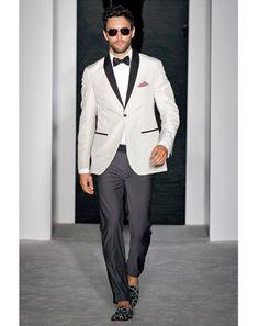 GQ Editors' Picks from New York Spring 2013 - Men's Fashion Week: Fashion Shows: GQ. White Dinner Jacket by Michael Bastian
