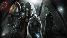 40k: an Inquisitor, Assassin, and GK walk into a.. by Michael-Galefire.deviantart.com on @deviantART