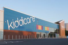 The brand new Kiddicare Cribbs Causeway, Bristol!