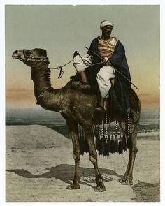 Egypt ca. 1900. by New York Public Library, via Flickr