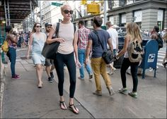 The Urban Vogue: Walker Chic SOHO