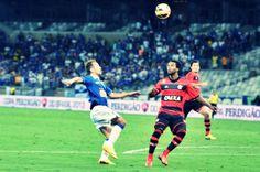 Everton Ribeiro • Luiz Antonio