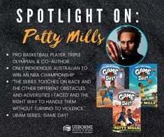 Patty Mills - Black Authors from Usborne Books & More – Jaime's Book Corner Patty Mills, Black Authors, Book Corners, Book Girl, Read Aloud, Worlds Of Fun, Nonfiction Books, Story Time, Book 1