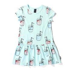 Minti rose dress cute cups ice