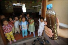Although there are many basic human rights, the right to clean water is a must.