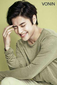 Kang Ha Neul (Le conoci en Moon lovers porque no le recuerdo en To the beautiful you)