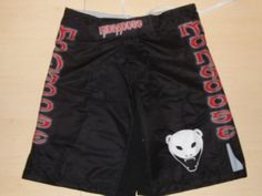 mma/grappling shorts