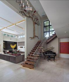 Moderní schodiště 7