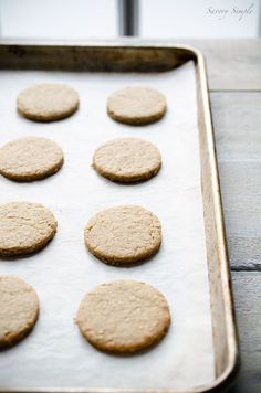 Love digestive biscuits? These milk chocolate covered tea biscuits are just like McVitie's brand, only better! They're one of my absolute favorite cookies.