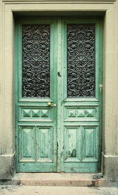 Love these doors.