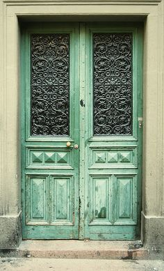 Love these doors.