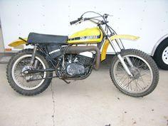 Yamaha 250MX 1974 Yamadog DT with Attitude | eBay