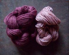 Purple Hazelnut dye