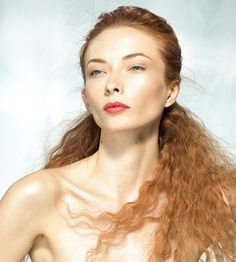 Felicity photographed by Jonathan Knowles   #makeup #mua #fashion #beauty #photography #jonathanknowles #ginger #hair