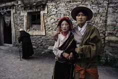 Tagong Tibet. Steve McCurry