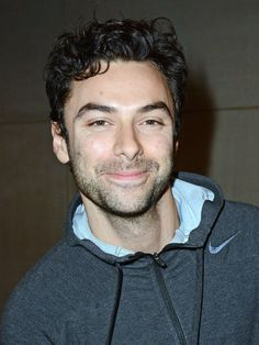 Aidan Turner greets fans ahead of his appearance on The Today Show, New York - 18 Jun 2015