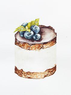 Dessert on Behance