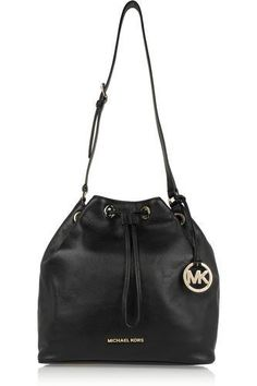 a0c0d4fed65c Jules textured-leather bucket bag  accessories  covetme  michaelmichaelkors