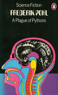 Classic Penguin sci-fi covers from the 1970s by David Pelham | Dangerous Minds
