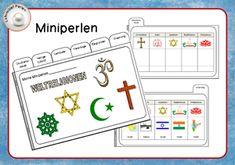 Miniperlen: Weltreligionen