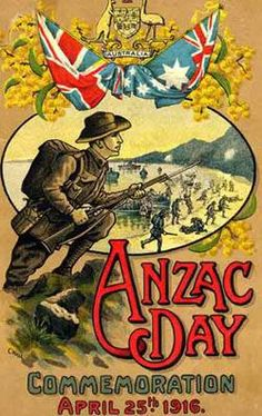 Anzac day is a national day of remembrance in Australia which is celebrated on the of April. It was originally meant to honour the people of the Australian and New Zealand Army Corps (ANZAC) that fought in Wilhelm Ii, Kaiser Wilhelm, Anzac Day Australia, South Australia, 25 Avril, Australian Vintage, Australian Icons, Australian Bush, Australian Animals