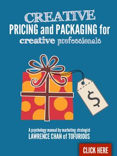 Creative Packaging and Pricing for Photographers by Tofurious. Learn the psychology behind choosing and how to make your clients buy the package you want them to! $65