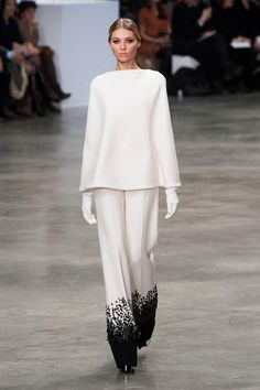 cool chic style fashion: RUNWAY | Stephane Rolland | Haute Couture Spring 2013 | details