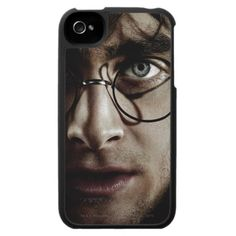 Deathly Hallows - Harry Potter iPhone 4 Case