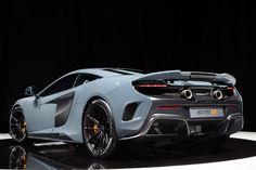 [画像]英マクラーレン、限定500台の「675LT」を世界初公開 / 価格は25万9500ポンド(およそ4730万円)から - Car Watch