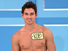 The first male model on the price is right is Rob Wilson! He won a nationwide search for male talent to be in a week-long trial for the classic game show. Underwear Pics, Male Model Photos, Robert Scott, Price Is Right, Tv Show Games, Guy Names, Classic Tv, My Guy, Role Models