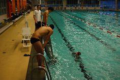 zwemclinic van bekende zwemmers