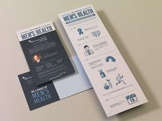 Ogden Regional Medical Center Men's Health Mailer on Behance