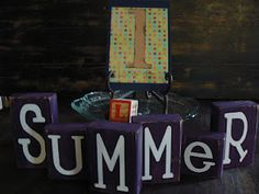 "The Creative Homemaker: ABC Summer ""L"" Day"