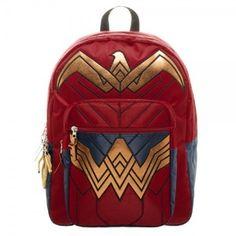 Batman v Superman Dawn of Justice Wonder Woman Backpack Comics Online, Dc  Comics, Backpack a993549112