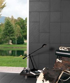 Onix Black Tile