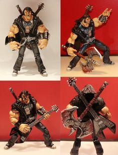 Brutal Legend Custom Figure by hugohugo.deviantart.com