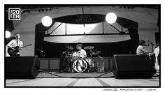 Photo 113 of 365  HANSON 2011 - Members Only Event - Tulsa OK    Here is a pic during rehearsal for the 2011 HANSON Day Members Only Event in Tulsa. Who knows what song from the Facing The Blank Page EP, we are rehearsing?    #Hanson #Hanson20th