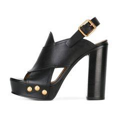 2018 neue Produkte:Even&Odd High Heel Sandalette dark blue