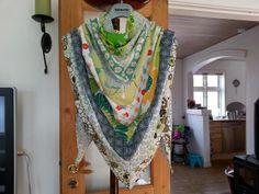 Hverdagens sysler: Tørklæde ala Den Retro Husmoder