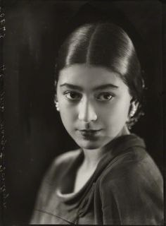"""Margot Fonteyn, 1935 (Bassano) - She is widely regarded as one of the greatest classical ballet dancers of all time. She spent her entire career as a dancer with The Royal Ballet, eventually being appointed Prima Ballerina Assoluta of the company by Queen Elizabeth II. She was awarded a DBE (made a dame) in 1956. Fonteyn was one of 5 """"Women of Achievement"""" selected for a set of British stamps issued in August 1996."""