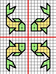 Primary Maths, Primary School, Graph Paper Art, Mat Online, Math Art, Square Quilt, Teaching Math, Quilting Designs, Cross Stitch Embroidery